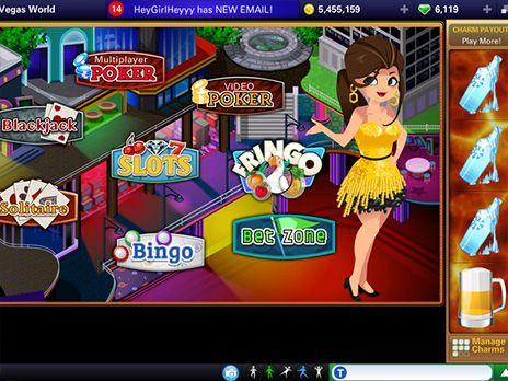 Vegas World Online Free Slots