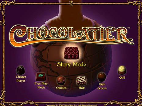 Play Chocolatier Online Free