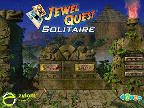 Download Jewel Quest Solitaire for free at FreeRide Games!