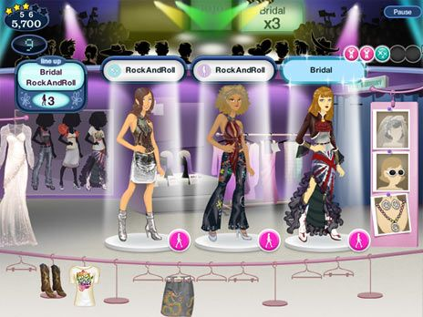 Free games download: barbie fashion show game download free full.