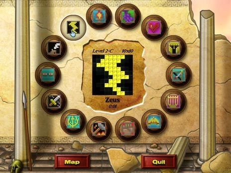 Download World Mosaics for free at FreeRide Games!