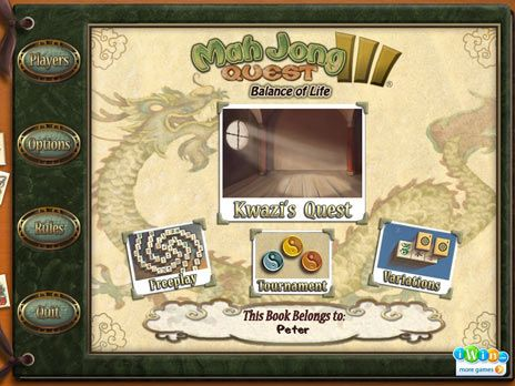 Worlds End Tiles >> Download MahJong Quest 3 The Balance of life for free at