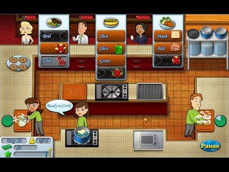 Download Kitchen Brigade for free at FreeRide Games!