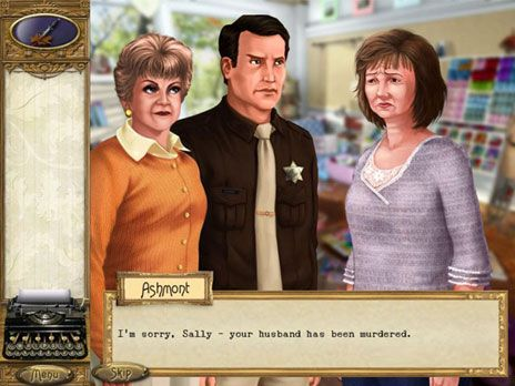 Murder, she wrote game review download and play free version!