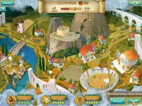 Download Heroes of Hellas 2 - Olympia for free at FreeRide