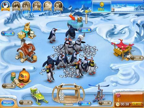 Download Farm Frenzy 3: Ice Age for free at FreeRide Games!