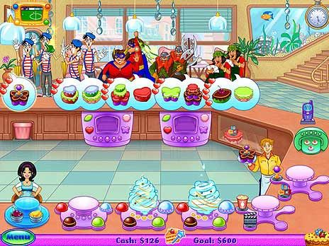 Cake Mania  Lights Camera Action Free Play Online