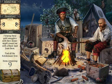 Download Robinson Crusoe and the Cursed Pirates for free at
