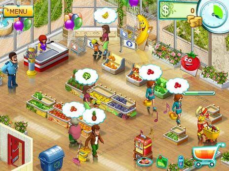 supermarkt games