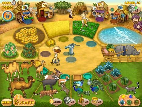 Download Farm Mania Hot Vacation For Free At Freeride Games