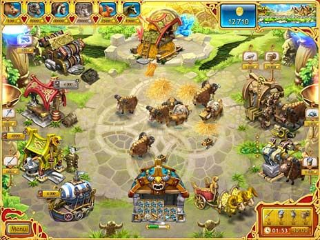 Download Farm Frenzy - Viking Heroes for free at FreeRide Games!