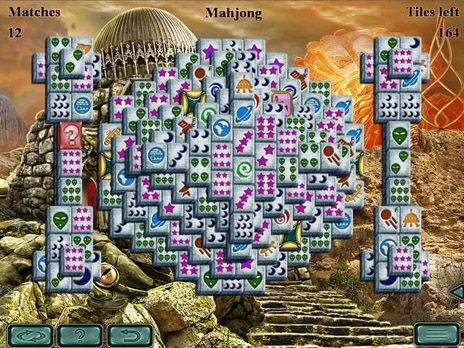 Download Space Mahjong for free at FreeRide Games!