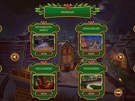 the 12 days of christmas what do they have in store for you on the first day of christmas we gave to you exciting gameplay - Solitaire Christmas