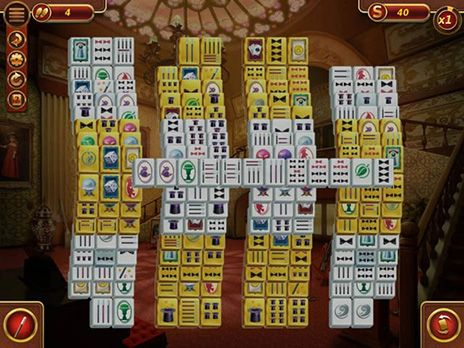 Download Hoyle Illusions Mahjongg for free at FreeRide Games!