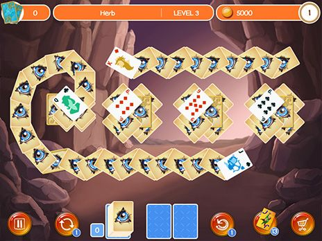 free download card games patience