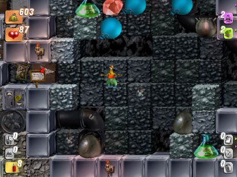 Beetle Ju Game screenshot