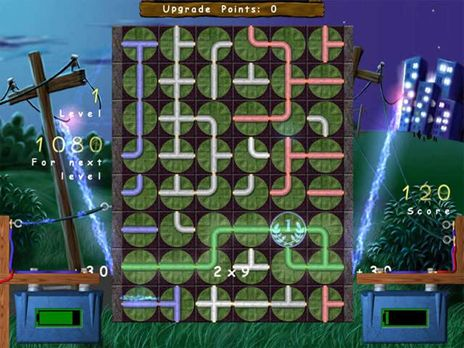 Electra Game screenshot