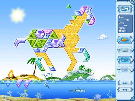 Arctic Quest Game screenshot