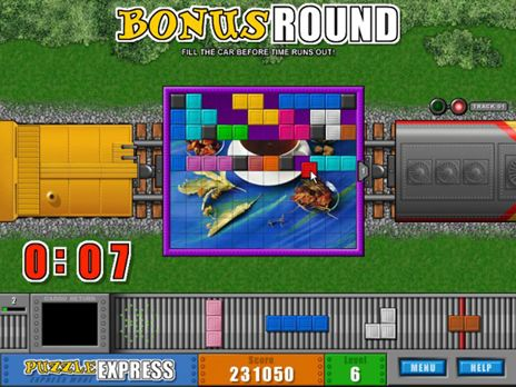 Puzzle Express Game screenshot