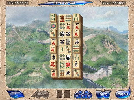 Click to view Mahjongg Artifacts Free Game 1.0.2 screenshot