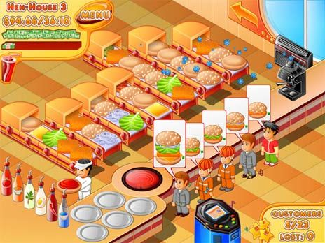 Stand OFood game screenshot