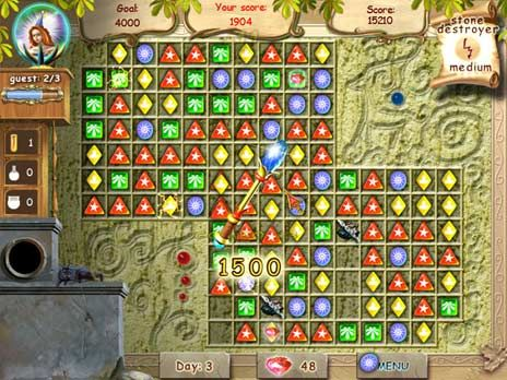 Magic Shop game is one of 400 Free Games you can play @ FreeRideGames