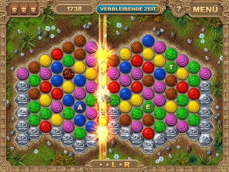 Screenshot of Azteca Free game download