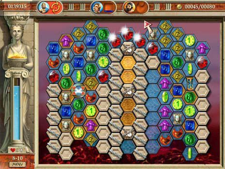 Click to view Heroes of Hellas Free game download 1.0.2 screenshot