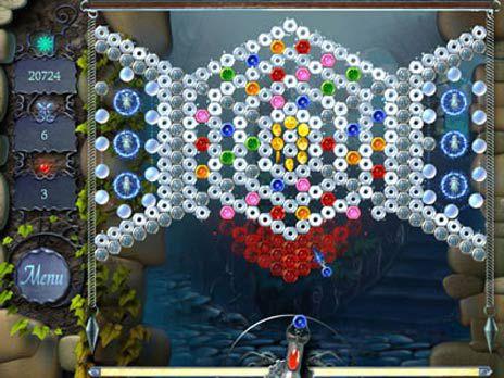 Fairy Jewels Game screenshot