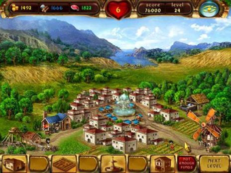 Cradle of Rome Game, free Games
