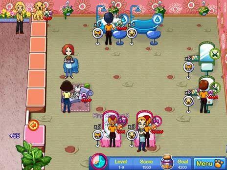 Doggie Dash game screenshot