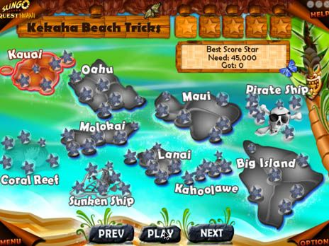 Slingo Quest Hawaii Free game download
