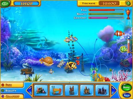 Fishdom Game screenshot