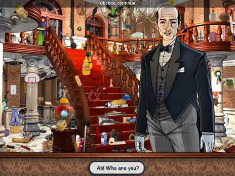 The secret of Margrave Manor, free Games