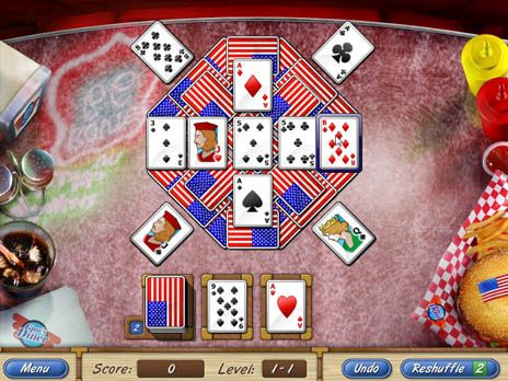 Solitaire Cruise Free Game - Click for fullscreen