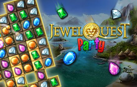 Jewel Quest Party Online