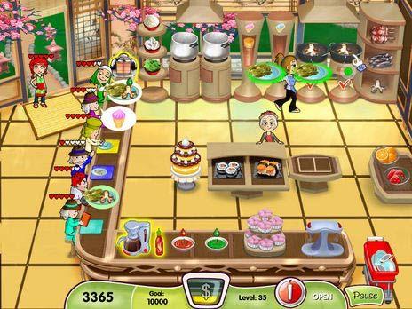 Cooking Dash Game screenshot