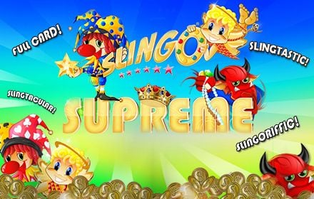 slingo supreme gratuit