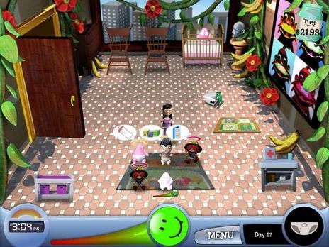 Click to view Daycare Nightmare Mini Monsters Game 3.0 screenshot