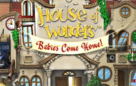 download house of wonders 2 babies come home for free at freeride games. Black Bedroom Furniture Sets. Home Design Ideas