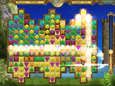 Click to view Enchanted Cavern Free game download 1.0.2 screenshot