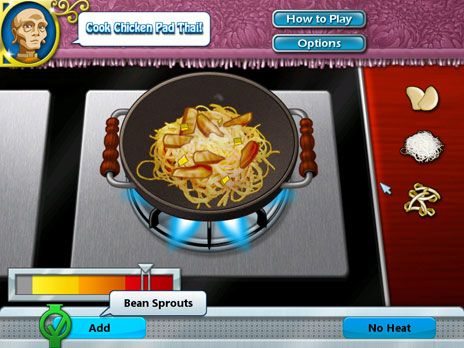 Cooking Academy 2 game screenshot
