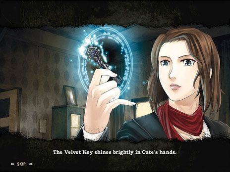 Click to view Cate West: The Velvet Keys Game 2.0.1 screenshot