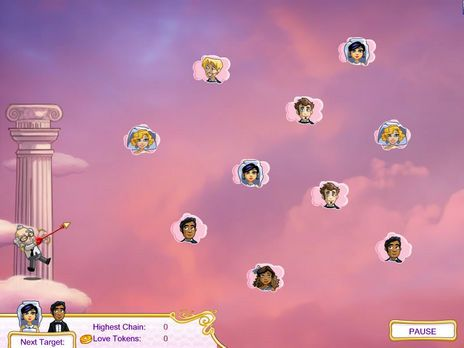 Wedding Dash Ready, Aim, Love Free game - Click for fullscreen