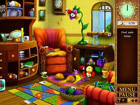 Holly 2 Magic Land Game screenshot