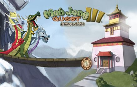 Download MahJong Quest 3 The Balance of life for free at