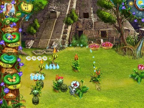 Magic Farm Ultimate Flower Game screenshot