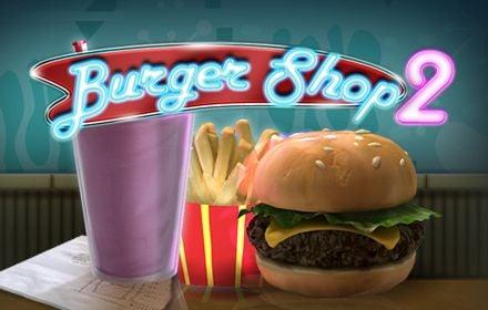 burger shop 2 free ride games