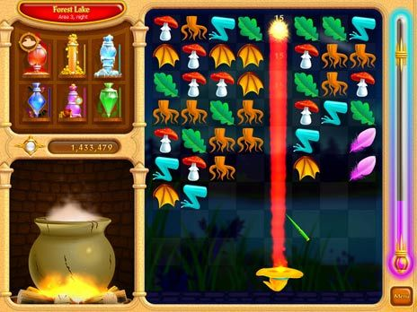 Wizards Hat Game screenshot
