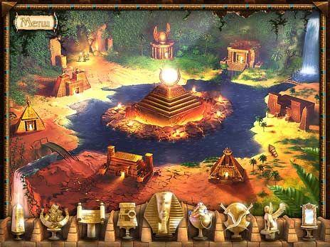 Ancient Quest Of Saqqarah game screenshot